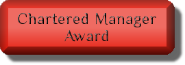 Chartered Manager Award