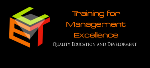 Training for Management Excellence with Endeavour Training & Consultancy (ET&C)